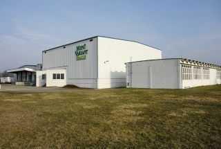 Gewerbe- und Lagerhallenkomplex in Halle-Trotha
