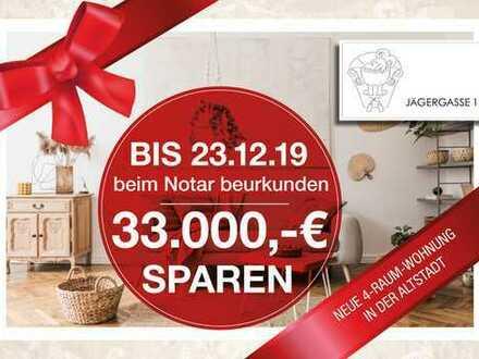 Weihnachtsspezial ⚜Erstklassigen Wohnkomfort in dieser Traumwohnung mit Balkon & Loggia!⚜