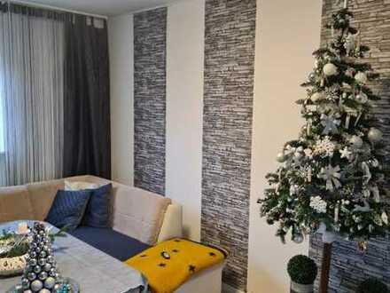 Gepflegte 2-Zimmer-Wohnung MIT Einbauküche OHNE Balkon in Nidderau-Ostheim