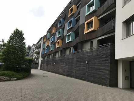 Stadtnahes, Seniorengerechtes Wohnen: sehr schöne, hochwertige 2-Zi-Wohnung, Bitte nur ab 50 Jahren