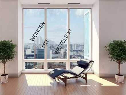WOHNEN MIT DEM SCHÖNSTEN AUSBLICK! - bodentiefe Fenster, 3 Zimmer u. doppelte KfW-Förderung