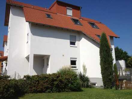 Sehr schöne 4 Zi.-Maisonette-Wohnung mit großem Garten in Top- Lage von Worms-Horchheim!