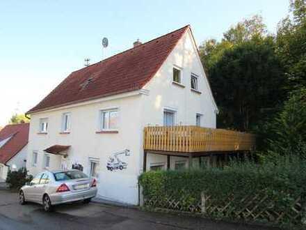 Historisches Wohnhaus mit sehr viel Platz in Langenau-Albeck