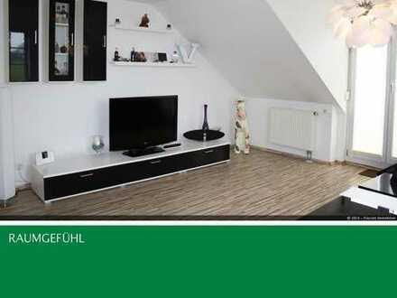 2 Zimmer Wohnung mit Balkon in Aulendorf zu verkaufen