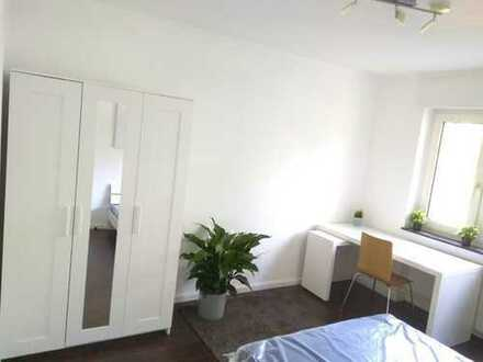 Moderne WG-Zimmer in 4er-WG in top Lage in Karlsruhe