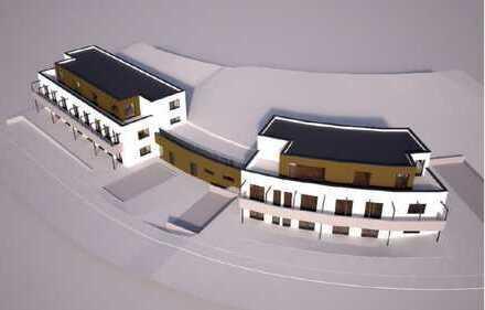 Erstbezug: freundliche 2-Zimmer-Penthouse-Wohnung mit Balkon in Elzach