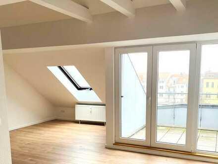 Eigennutzung sofort möglich ... Attraktive Maissonette Wohnung mit Terrasse