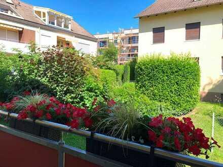Eigennutz oder Kapitalanlage -  3-Zi.-ETW im Hochparterre in Freiburg