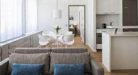 MIDTOWN-SUITES: Moderne Business-Apartments Innenstadtlage
