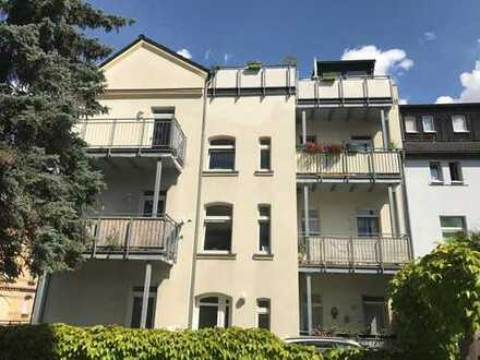 Selbstnutzer aufgepasst! 3-RWE mit Balkon im 1. OG, Kü.+Bad mit Fenster, PKW-Stellplatz