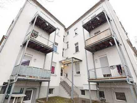 Vermietete Dachgeschosswohnung zur Kapitalanlage!