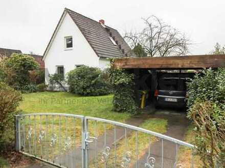 Großes und voll erschlossenes Baugrundstück mit Altbestand im Norden von Bremerhaven
