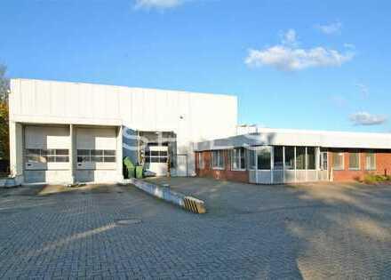 Seltene Gelegenheit: Produktionsimmobilie in Barßel
