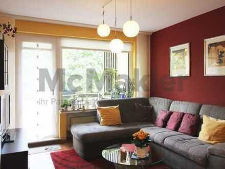 Behagliche 3-Zimmer-Wohnung mit Loggia in gut angeschlossener Lage von Bremen-Osterholz!