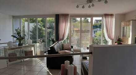 Wunderschönes, geräumiges Architekten-DHH mit zwei Wohnungen fünf Zimmern in Karlsruhe, Neureut