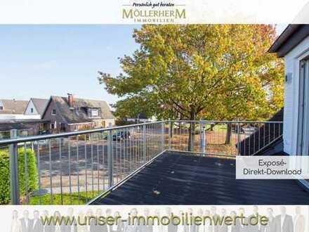 Erstbezug nach Sanierung - Eigentumswohnung mit Balkon in Travemünde