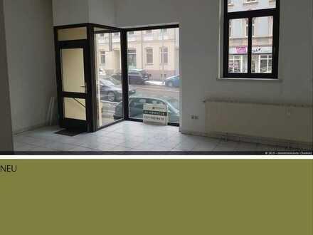 Ladenfläche in Hilbersdorf an der Hauptstraße zu vermieten
