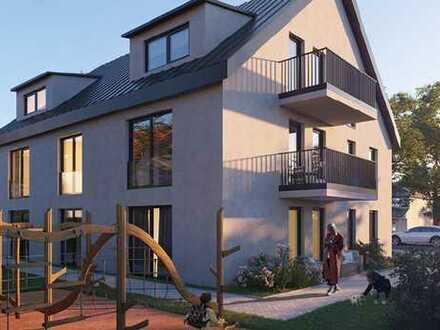 Wohnung 1: Lichterfüllte, schön geschnittene 3-Zimmer-Wohnung in Eberstadt!
