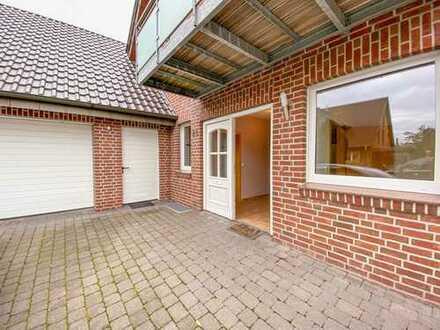 !! NEU !! Großzügige EG.-Wohnung mit Garage und Garten in Raesfeld