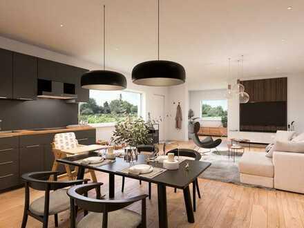 Sasbachwalden: Traumhafte 3 Zimmerwohnung im Erdgeschoss mit Blick ins Grüne