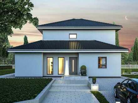Das hat Style! Mega hübsches Haus mit interessantem Grundriss :)