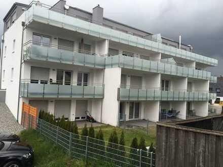 Neuwertige 2-Zimmer-Erdgeschosswohnung mit Balkon in Ingolstadt
