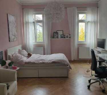 """Herrschaftlich 3 Zi 91qm Stadtmitte in der """"Villa Wächter"""" Top-Immo"""