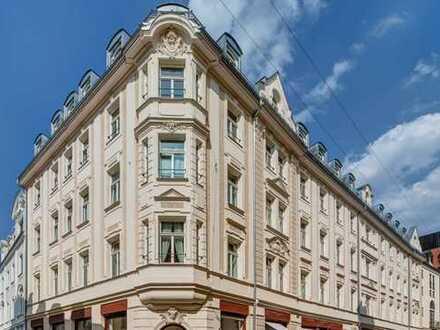 Innenstadt! Luxuriöse 5-Zimmer-Altbauwohnung mit Stuck, viel Licht und herrlichen Ausblicken