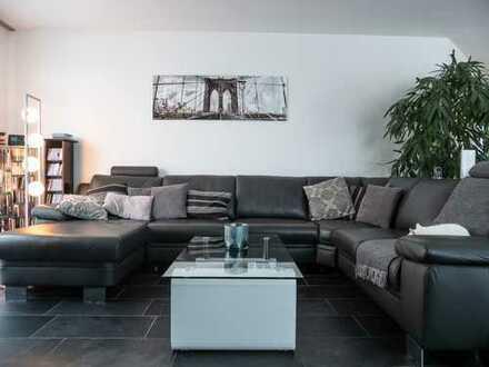 Wunderschöne Maisonettewohnung (4,5 Zimmer) in optimaler Hanglage - Bruchsal am Weiherberg