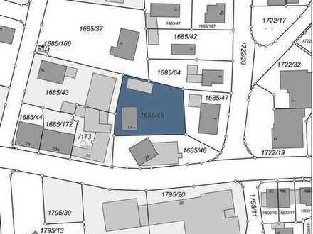 Baugrundstück mit freistehendem Altbestand Kaufbeuren/Neugablonz