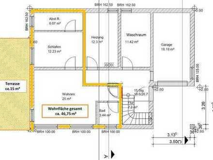 "Helle EG-Wohnung ""Neubau-Standard"" Terrasse/EBK/FBH/Smart Home"