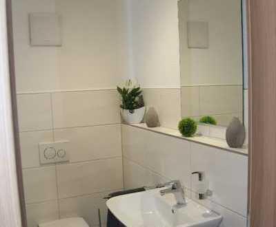 Geräumige 1-Zimmer-Wohnung mit gehobener Innenausstattung in Landshut