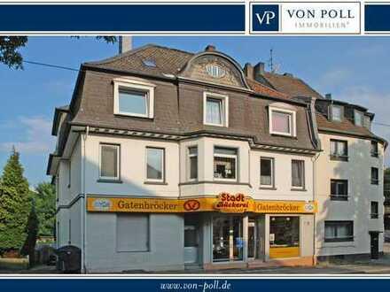 Bochum-Höntrop: Wohn- und Geschäftshaus mit attraktiver Rendite