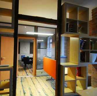 Exklusive individuelle Büroräume mit Highspeedleitung
