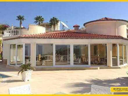 Gold Bau 4 Bungalow Villa mit privat Pool in Top Lage mit traumhaftem blick!