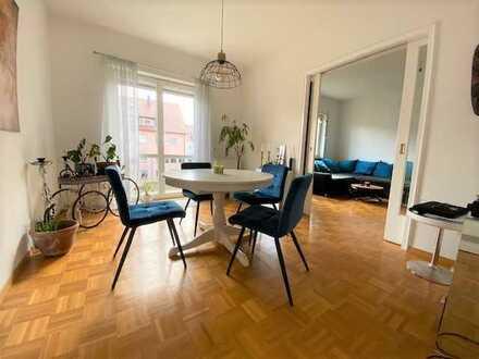 Gemütliche 3 Zimmerwohnung im Stuttgarter Osten mit kleinem Balkon-NUR EINZELBESICHTIGUNGEN