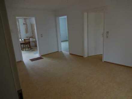 Schöne, großzügige und vollständig renovierte 3-Zimmer-Wohnung mit großem, sonnigen Balkon