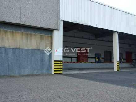 3.500 m² Halle mit Sozialflächen - Erweiterung möglich