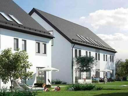 DREGER: Für 848,53 EUR monatlich* ins eigene Reihenmittelhaus mit pflegeleichtem Grundstück