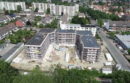 Moderne, Barrierearme 3 Zi. Eigentumswohnung mit ca. 91 m² Wohn- u. Nutzfl., Balkon, Aufzug u. TG