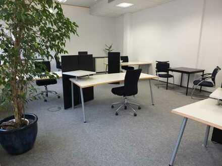 Coworking im Business Center Ulm im Stadtregal