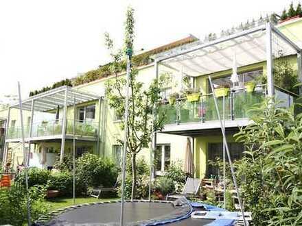 Erding/Zentrum, neuwertige und schöne 3-Zimmer-Erdgeschoss-Wohnung mit Garten