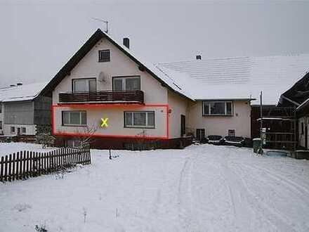 www.ImmoHessen.de .. 3 Zimmer Wohnung in Birstein Mauswinkel.