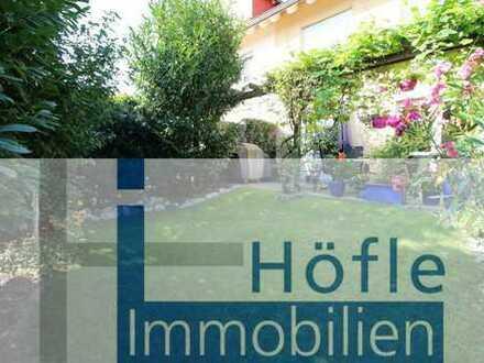 Lorsch, ansprechende Doppelhaushälfte mit Garten und Garage in beliebter Lage