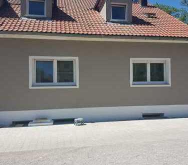 Helle 4-Zimmer-Wohnung mit Terasse in Weichering
