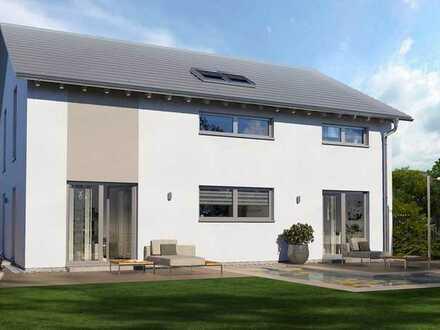 Baujahr 2021: Großes Designhaus - inkl. großes Grundstück