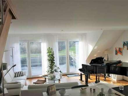 Schick wohnen mit Aussicht !! 4-Zimmerwohnung in hervorragender Lage in Neu-Ulm/ Finningen