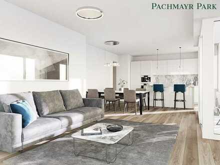 Sonnige & exklusive Wohnung mit Garten & Hobbyraum inkl. Stellplatz & Küche - direkt vom Bauträger