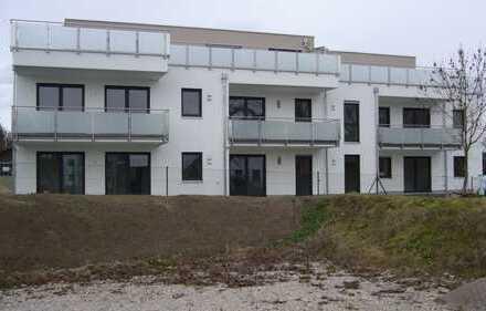 Erstbezug: helle 2-Zimmer-Wohnung in Gerolsbach mit Einbauküche, Balkon