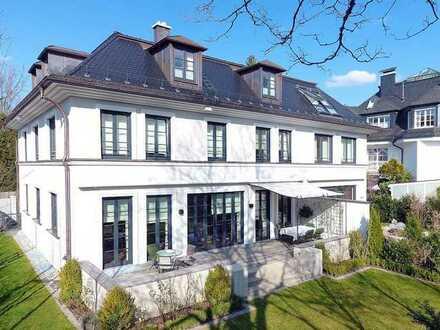 Ihr Garant für stilvolles Wohnen! Repräsentative Stadtvilla in Harlaching